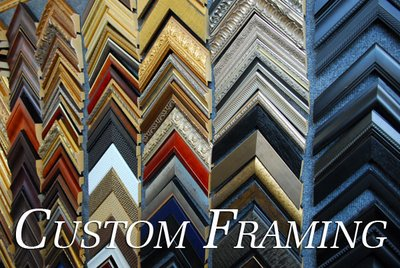 Custom framing in Great Neck