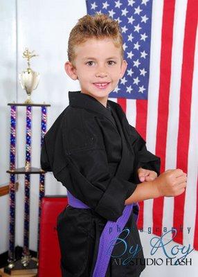 Karate School Photographer
