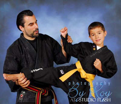Long Island Karate and Dance School Photography