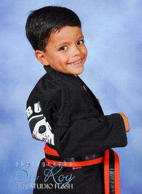 Karate Photographer